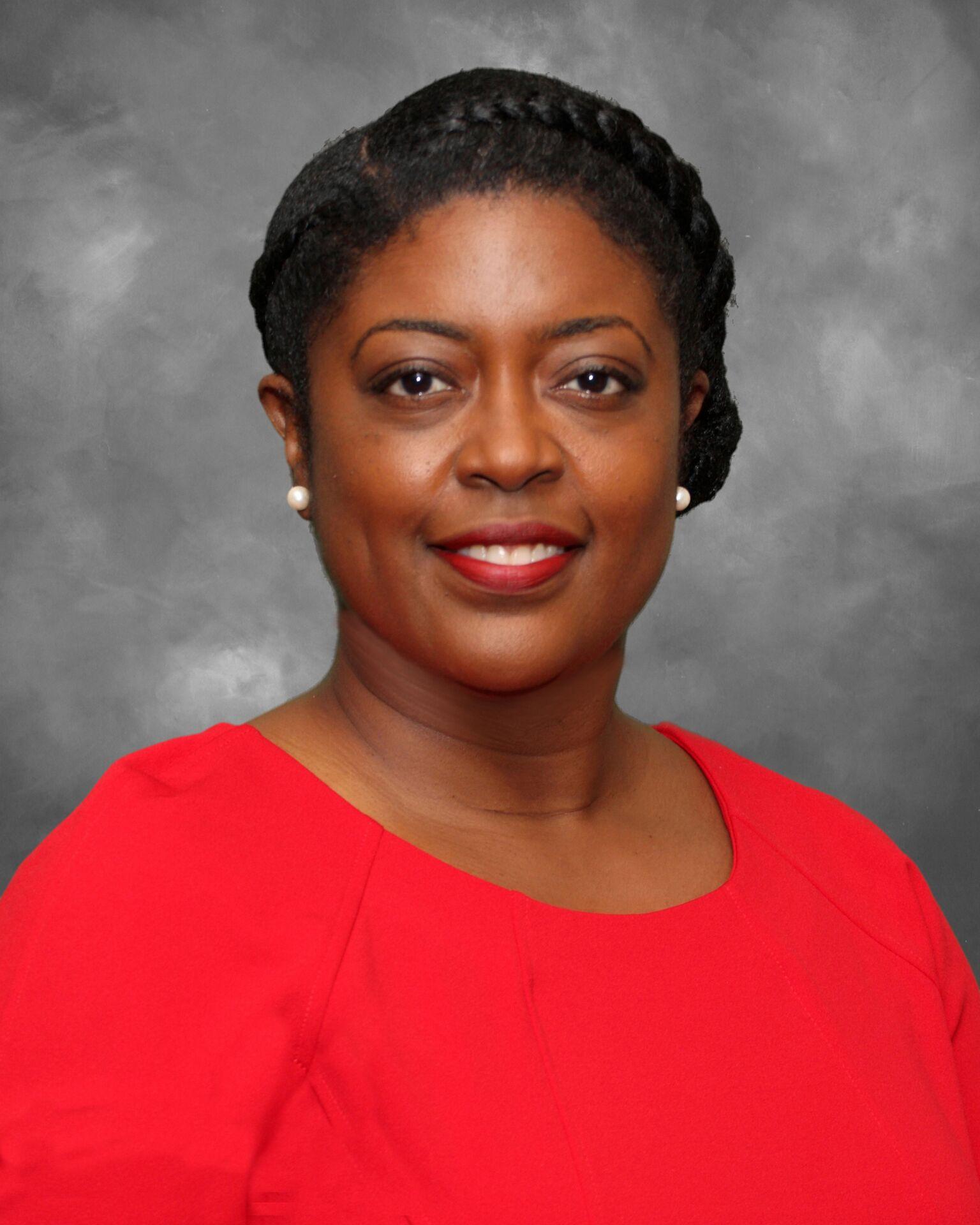 Assistant Financial Secretary- Deremia Johnson